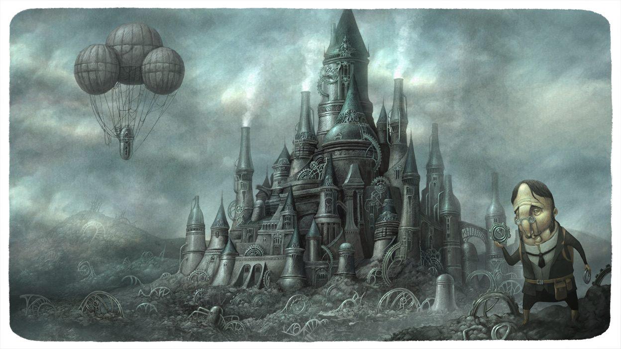 Franck Dion castle