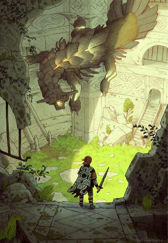 Matt Rockefeller - Shadow of the Colossus.jpg