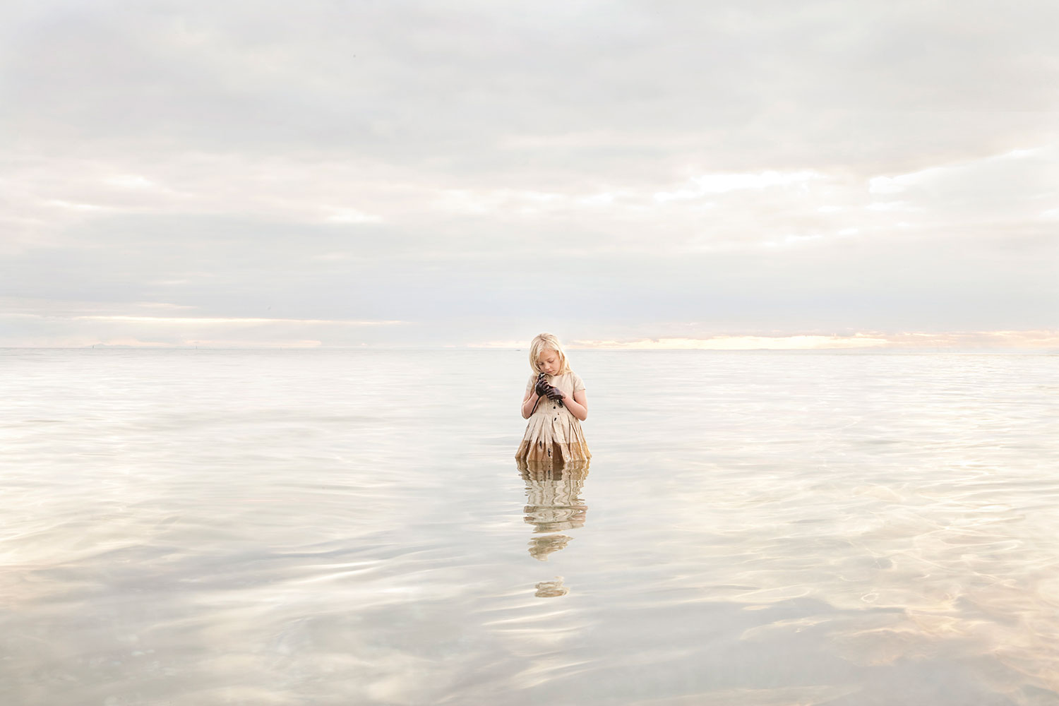 Jeremy Blincoe girl in the water