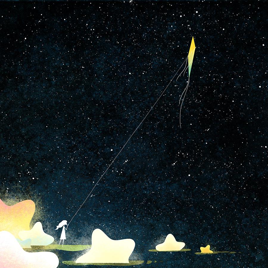 little-oil-star-kite