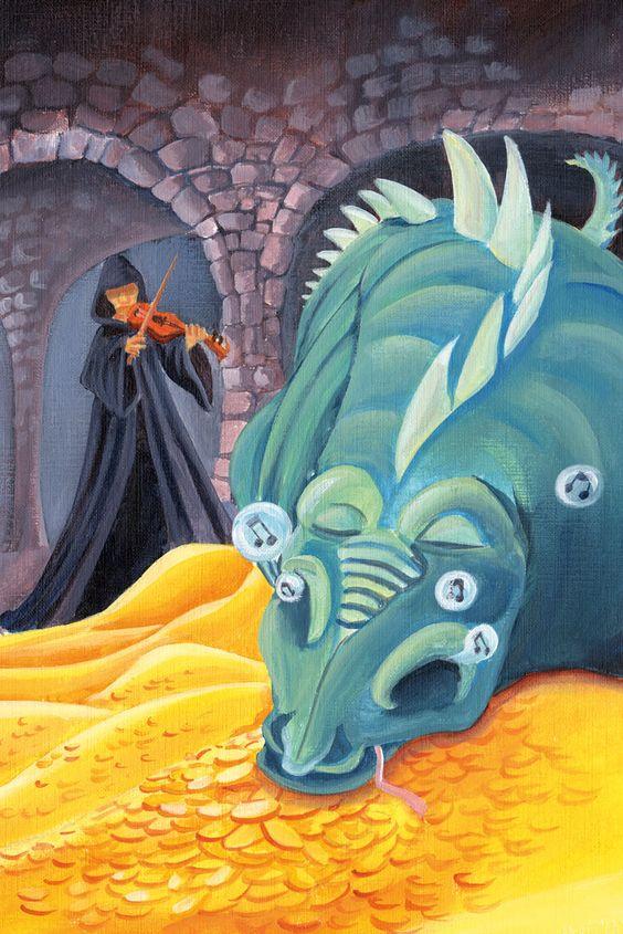 marie-cardouat-sleeping-dragon