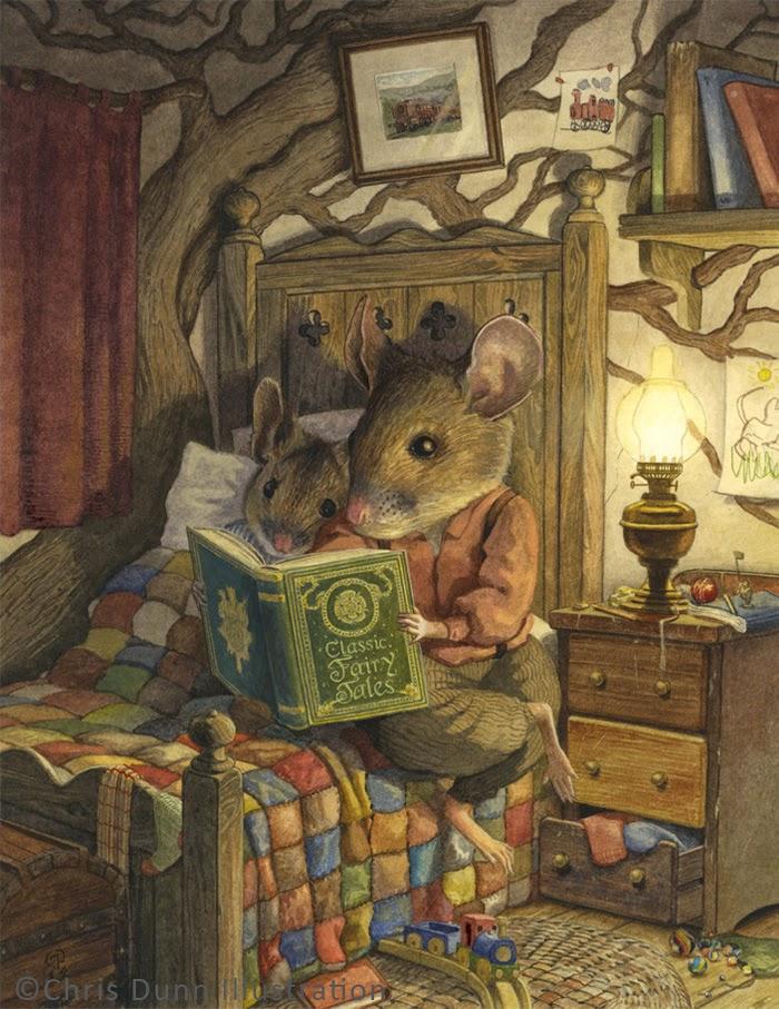 Chris Dunn BedtimeStoryWeb